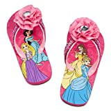 Disney Store - Girls -Princess Four - Flip Flops