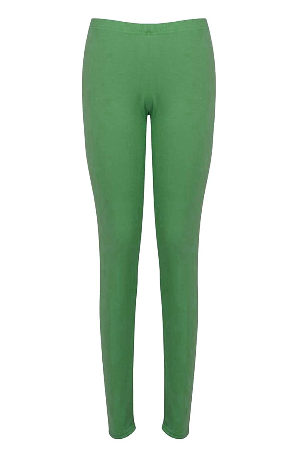 Damen Schlicht Einfach Hosen Damen Knöchellang Stretch Leggings Jeggings online bestellen
