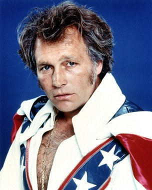 EVEL KNIEVEL #2 - IN FARBE - Filmfoto