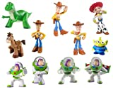 Acquista Toy Story T5075 - Statuette mini di Toy Story 3