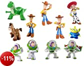Toy Story T5075 - Statuette mini di Toy Story 3