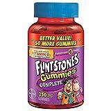 Flintstone's Gummies Multivitamin 250 Count by Flintstones Vitamins