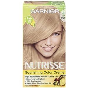 Amazon.com : Garnier Nutrisse Nourishing Color Crème, 90 ...