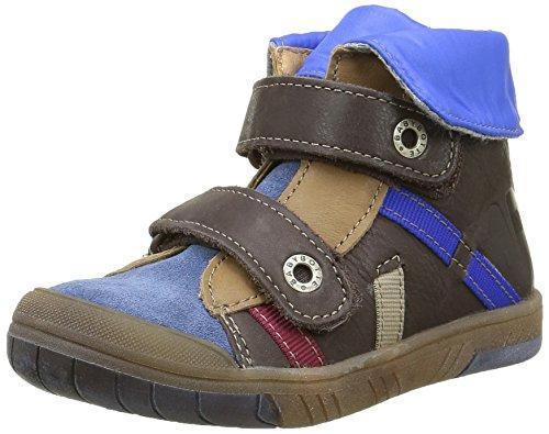 Babybotte Artitag, Sneakers Alti Bambino , Marrone (Marron (440 Marron), 26