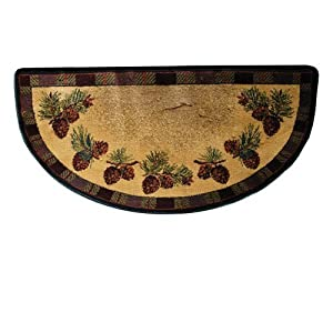 Amazon Com Goods Of The Woods 11002 Pine Cones Lodge Half