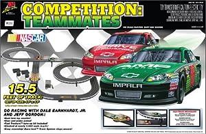 Life Like Competition Teammates Race Car Set