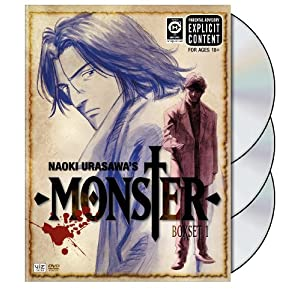 Naoki Urasawa's Monster movie