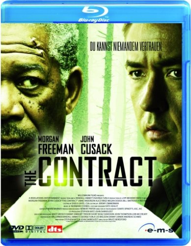 The Contract [Blu-ray]