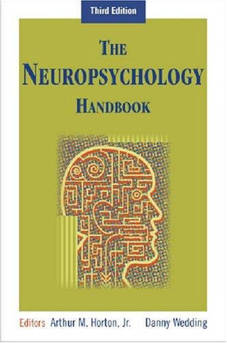 The Neuropsychology Handbook, 3Rd Edition front-863436