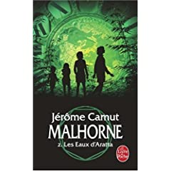 Anasdahala (Malhorne, Tome 3) - Jérôme Camut
