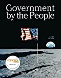 MyPoliSciLab Pegasus Student Access Code Card for Government by the People, Brief (standalone) (7th Edition) (0131579274) by Magleby, David B.
