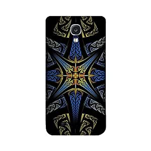 Skintice Designer Back Cover with direct 3D sublimation printing for Samsung Galaxy S4 i9500