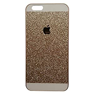 iPhone 6 Case ,Nice Green(TM) Luxury Hybrid hard PC Shiny Bling Glitter Sparkle With Crystal Rhinestone Cover Case For iPhone 6 [4.7 Inch] (Luxury gold)