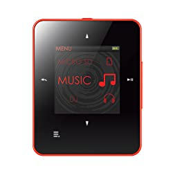 Creative ZEN Style M100 8GB MP3 Player (Red)