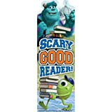 Monsters University Scary Good Reader Bookmarks - Classroom and Bulletin Board Decorations - 36 per Pack