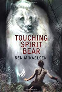 Cover of &quot;Touching Spirit Bear&quot;
