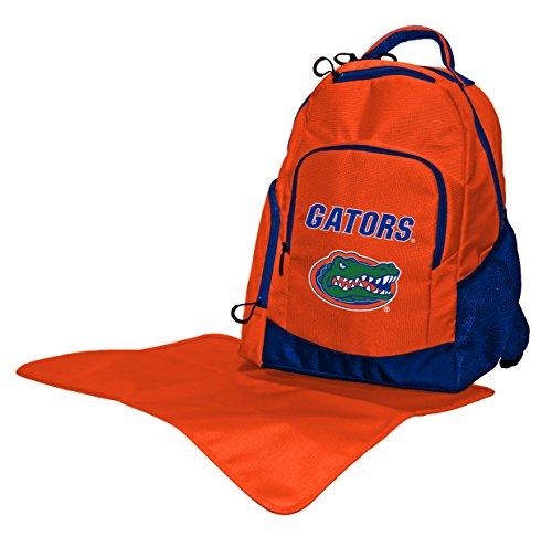Lil Fan Collegiate Diaper Backpack Collection, Florida Gators