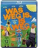 Was weg is, is weg [Blu-ray]