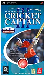 International Cricket Captain III (PSP)
