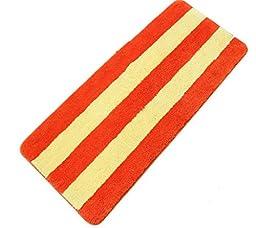 Bedroom bed mat Windows mats Sliding doormat Kitchen slip absorbent pad Orange color bar