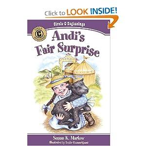 Andi's Fair Surprise (Circle C Beginnings) Susan K. Marlow and Leslie Gammelgaard