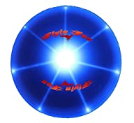 FLYIN' FOX LED Frisbee Full Size Flyi…