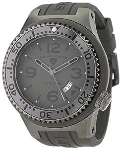 Swiss Legend 11819A-GM-014-W - Reloj de pulsera hombre, caucho