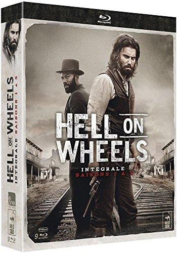 Coffret hell on wheels, saisons 1 à 3 [Edizione: Francia]