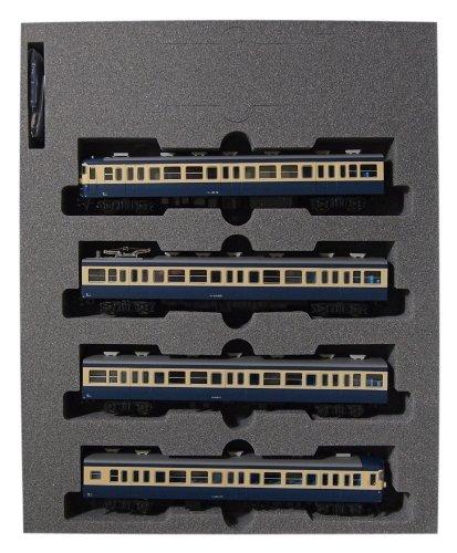 Nゲージ 10-1118 115系800番台横須賀色 4両基本セット