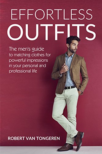 Effortless Outfits by Robert Van Tongeren ebook deal