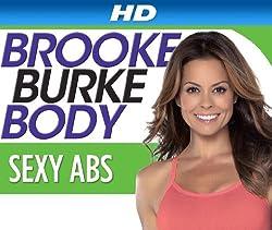 Brooke Burke Body: Sexy Abs [HD]