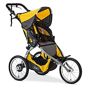 BOB 2016 Ironman Stroller - Yellow