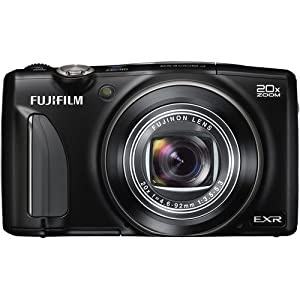Fujifilm FinePix F900EXR 16MP Digital Camera with 3-Inch LCD (Black) (OLD MODEL)