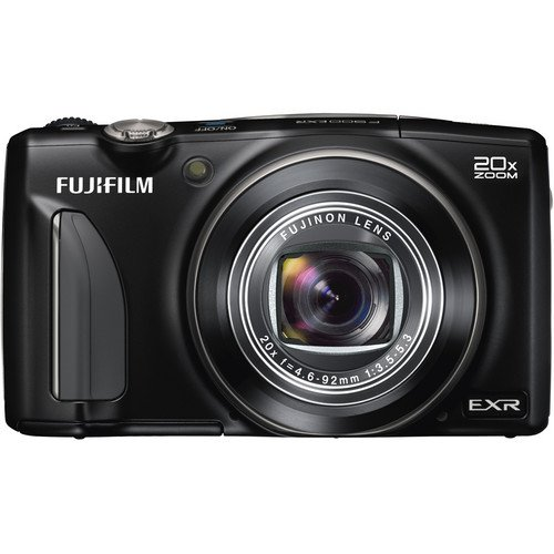 Fujifilm FinePix F900EXR 16MP Digital Camera with 3-Inch LCD (Black)