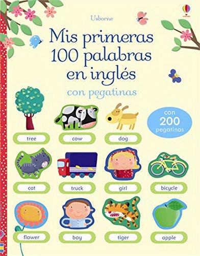 Mis Primeras 100 Palabras En Inglés Con Pegatinas