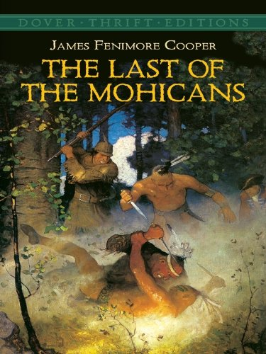 the-last-of-the-mohicans-dover-thrift-editions