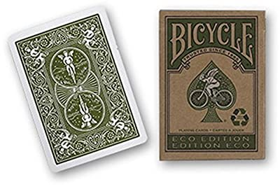MagicTao Cards Bicycle Eco Edition USPCC - Trick
