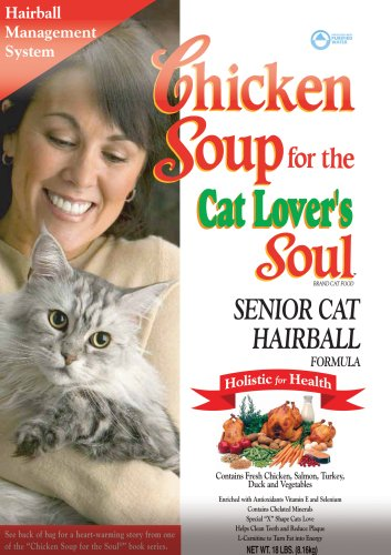 Good Dry Cat Foods Chicken Soup