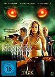 DVD Cover 'Monsterwolf