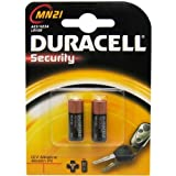 Duracell 12v 21 x 2 mn specialist blister pack with 2 batteries