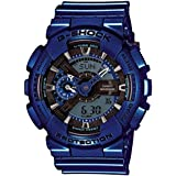 Casio G-Shock GA-110NM-2 Sports Stylish Watch - Blue / One Size
