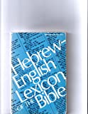 Hebrew-English Lexicon of the Bible (0805204814) by Rosten, Leo