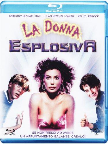 La donna esplosiva [Blu-ray] [IT Import]