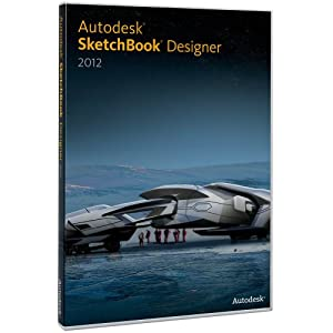 Autodesk Sketchbook Designer 2012 for Windows