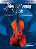 img - for Solos for Young Violists, Vol 1: Selections from the Viola Repertoire book / textbook / text book