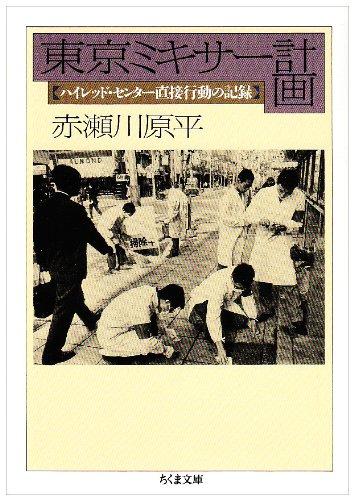東京ミキサー計画:ハイレッド・センター直接行動の記録