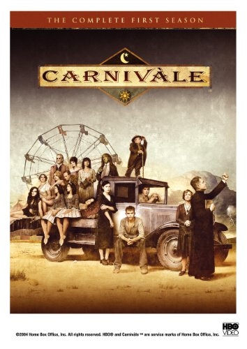 Cover art for  Carnivale: The Complete First Season