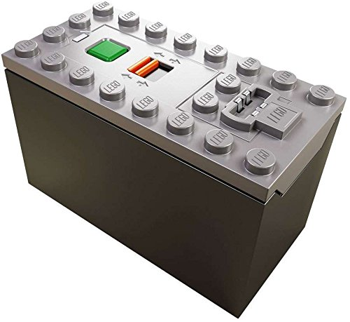 LEGO Power Functions AAA Battery Box 88000 (Lego Household compare prices)