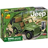 COBI Small Army Jeep Willy's Historical Replica