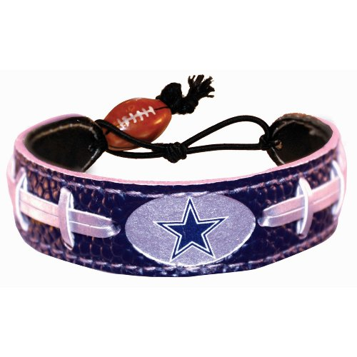 Dallas Cowboys Team Color NFL Football Bracelet at Amazon.com